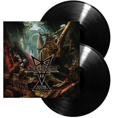 Infestdead SATANIC SERENADES Vinyl Record