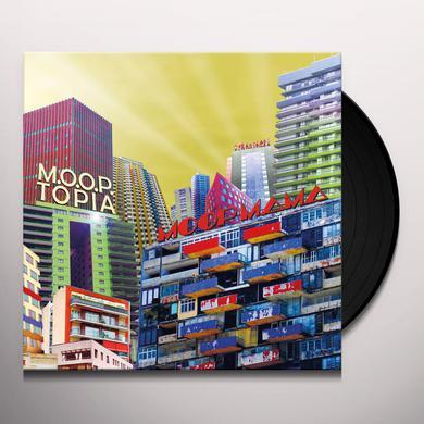 Moop Mama M.O.O.P.TOPIA Vinyl Record