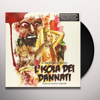 MONDO SANGUE (ITA) L'ISOLA DEI DANNATI / O.S.T. Vinyl Record