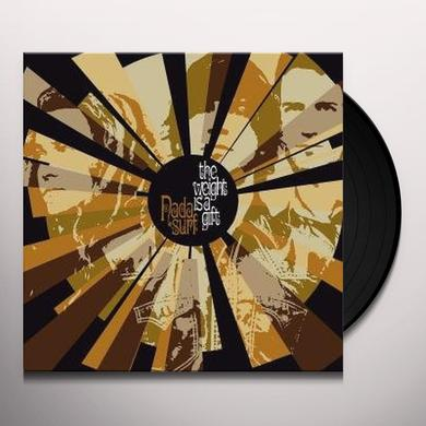 Nada Surf WEIGHT IS A GIFT Vinyl Record - UK Import