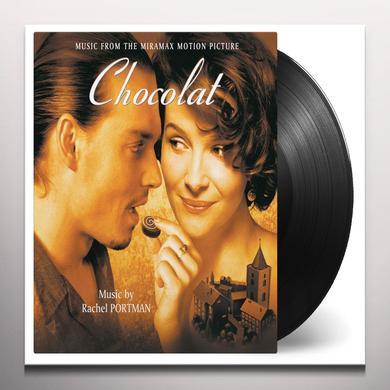 Rachel Portman CHOCOLAT / O.S.T. Vinyl Record - Brown Vinyl, Limited Edition, 180 Gram Pressing