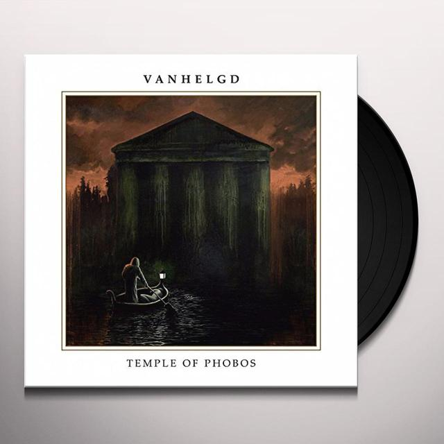 Vanhelgd TEMPLE OF PHOBOS Vinyl Record