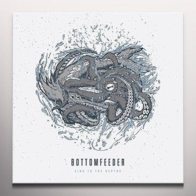 Bottomfeeder SINK TO THE DEPTHS Vinyl Record - Colored Vinyl