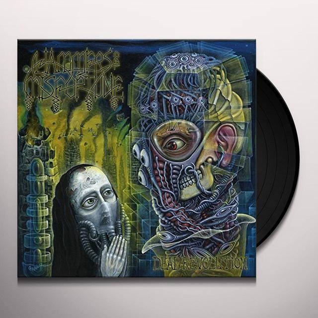 Hammers Of Misfortune DEAD REVOLUTION Vinyl Record