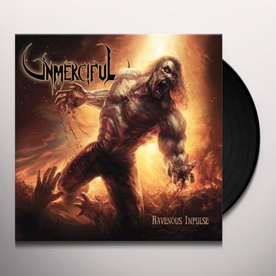 UNMERCIFUL RAVENOUS IMPULSE Vinyl Record