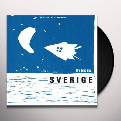 SVERIGE RYMDEN Vinyl Record - Limited Edition