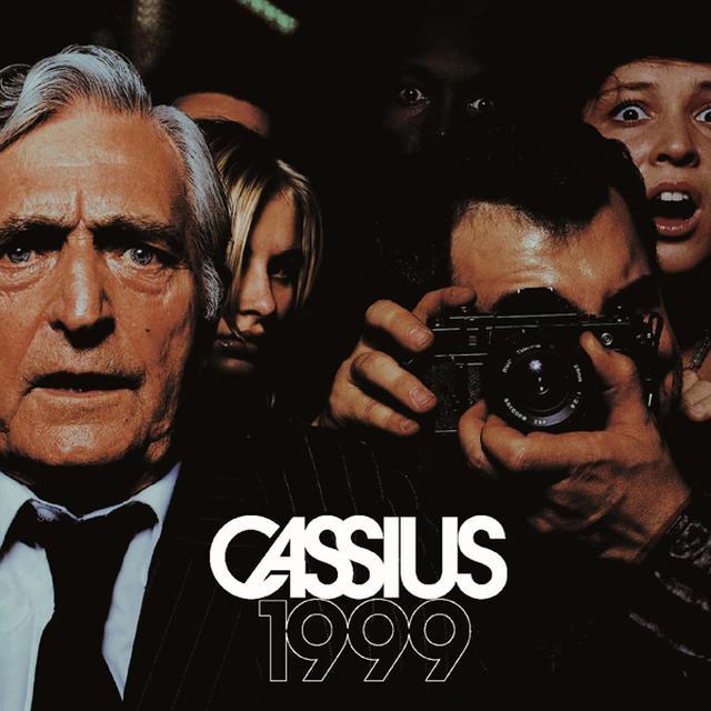 Cassius 1999 Vinyl Record - w/CD