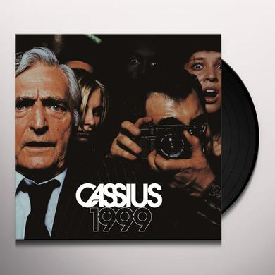 Cassius 1999 Vinyl Record - w/CD