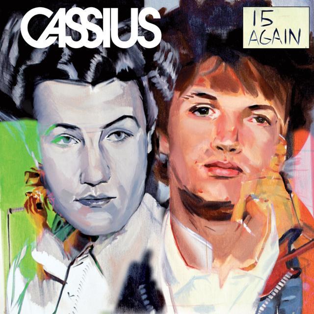 Cassius 15 AGAIN Vinyl Record - w/CD
