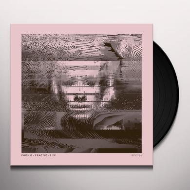 Phon.O FRACTIONS Vinyl Record