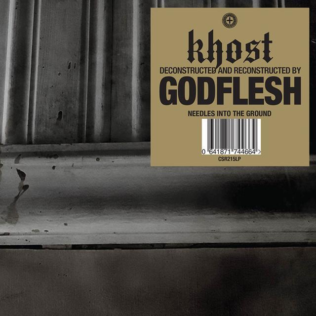 KHOST NEEDLES INTO THE GROUND Vinyl Record