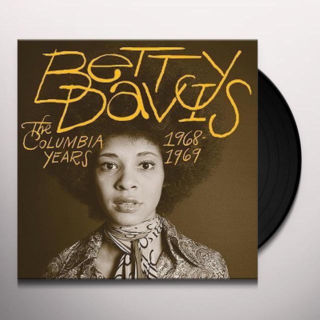 Betty Davis COLUMBIA YEARS 1968-1969 Vinyl Record - Remastered