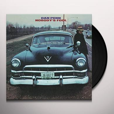 Dan Penn NOBODY'S FOOL Vinyl Record