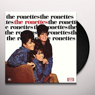 RONETTES FEATURING VERONICA Vinyl Record