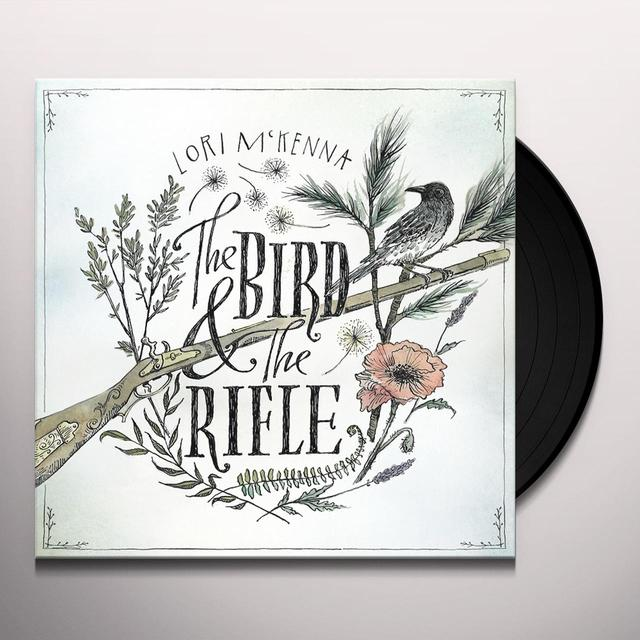 Lori Mckenna BIRD & THE RIFLE Vinyl Record