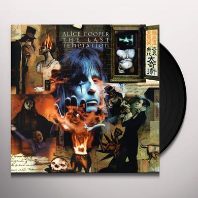 Alice Cooper LAST TEMPTATION Vinyl Record - Gatefold Sleeve, Limited Edition, 180 Gram Pressing, Anniversary Edition