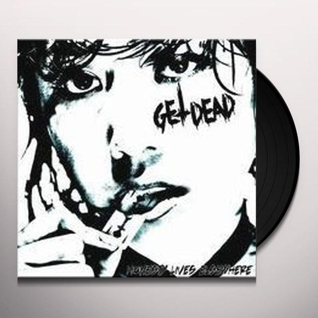 Get Dead HONESTY LIVES ELSEWHERE Vinyl Record