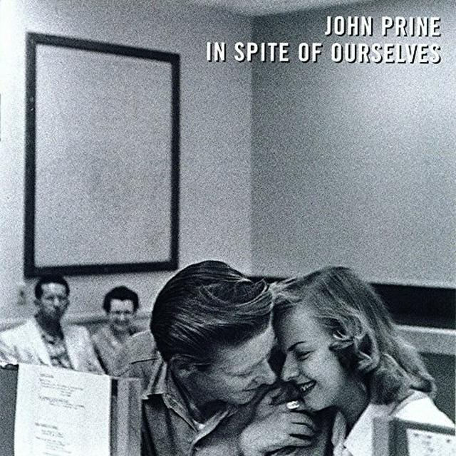 John Prine IN SPITE OF OURSELVES Vinyl Record - Gatefold Sleeve, Digital Download Included