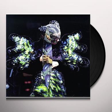 Bjork VULNICURA LIVE Vinyl Record