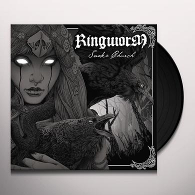 Ringworm SNAKE CHURCH Vinyl Record