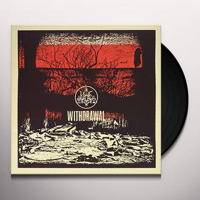 Woe WITHDRAWAL Vinyl Record