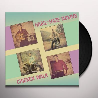 Hasil Adkins CHICKEN WALK Vinyl Record