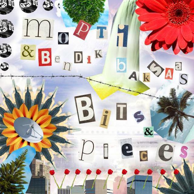 Mopti BITS & PIECES Vinyl Record
