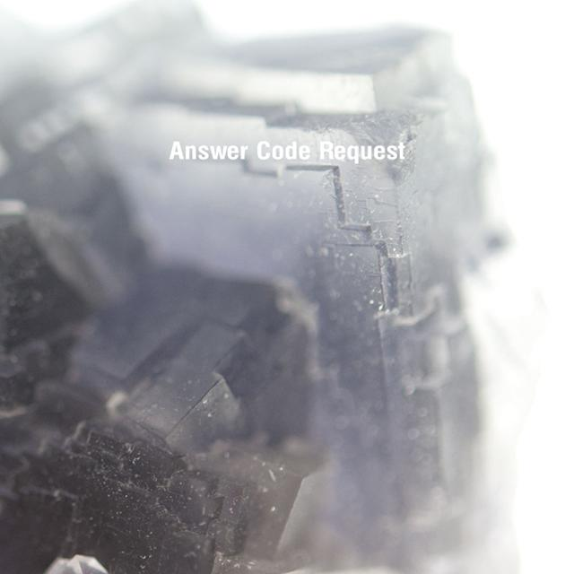 Answer Code Request NEUME Vinyl Record