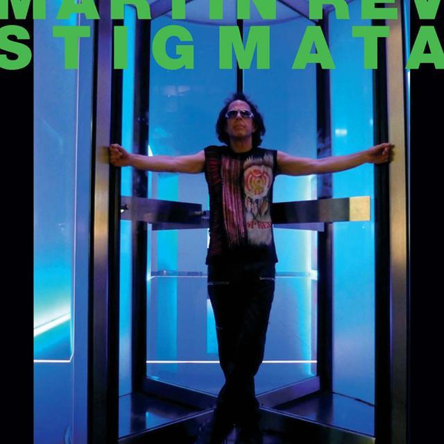 Martin Rev STIGMATA Vinyl Record