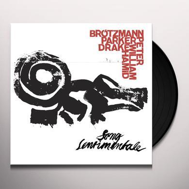BROTZMANN / PARKER / DRAKE SONG SENTIMENTALE Vinyl Record