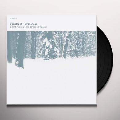 SHERIFFS OF NOTHINGNESS SILENT NIGHT AT THE CROOKED FOREST Vinyl Record