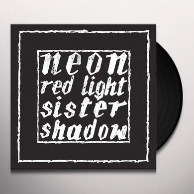Neon RED LIGHT Vinyl Record