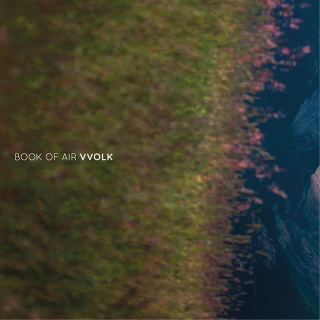 VVOLK BOOK OF AIR Vinyl Record