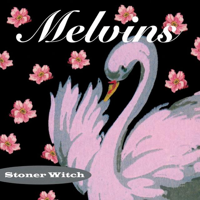 Melvins STONER WITCH Vinyl Record - Gatefold Sleeve, 180 Gram Pressing