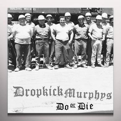 Dropkick Murphys DO OR DIE Vinyl Record - Brown Vinyl