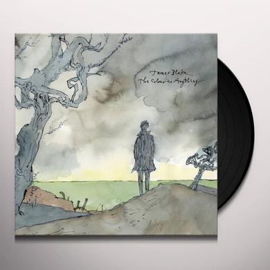 James Blake COLOUR IN ANYTHING Vinyl Record - 180 Gram Pressing