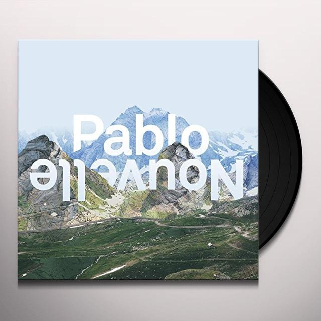 Pablo Nouvelle ALL I NEED Vinyl Record - Holland Import
