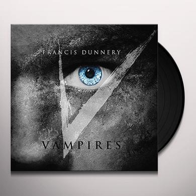 Frances Dunnery VAMPIRES Vinyl Record