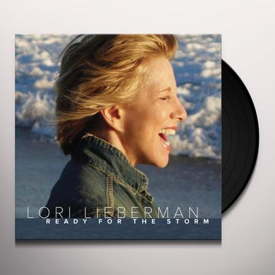 Lori Lieberman READY FOR THE STORM Vinyl Record