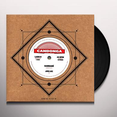 Joao Luiz SUPER MULHER / SAMBARE Vinyl Record