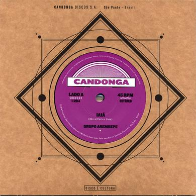 GRUPO AREMBEPBE LAIA / LA NA ESQUINA Vinyl Record