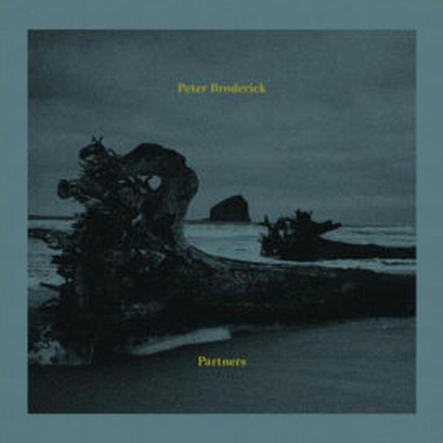 Peter Broderick PARTNERS (WB) Vinyl Record - Digital Download Included