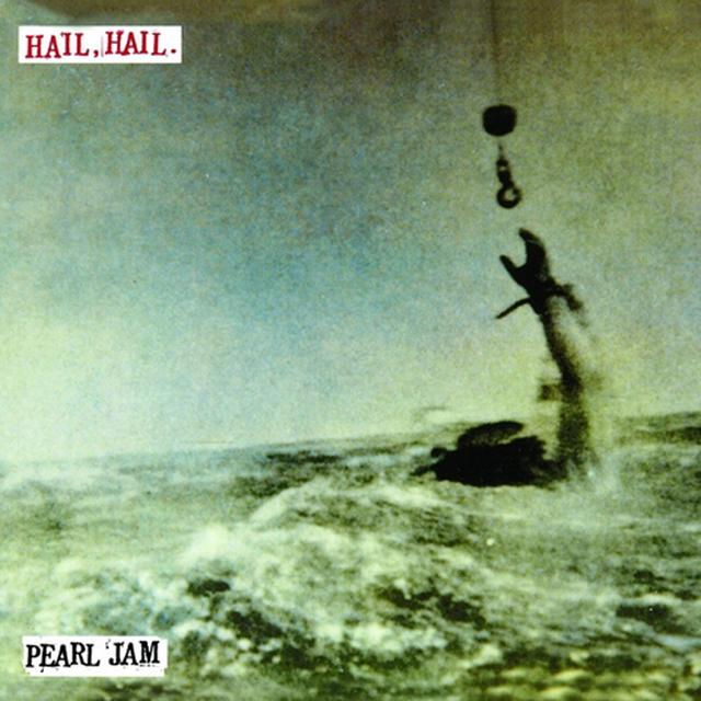 Pearl Jam HAIL HAIL / BLACK RED YELLOW Vinyl Record