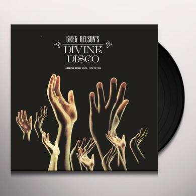 GREG BELSON'S DEVINE DISCO: GOSPEL DISCO / VARIOUS Vinyl Record