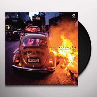 DESONTRUCAO / VARIOUS Vinyl Record