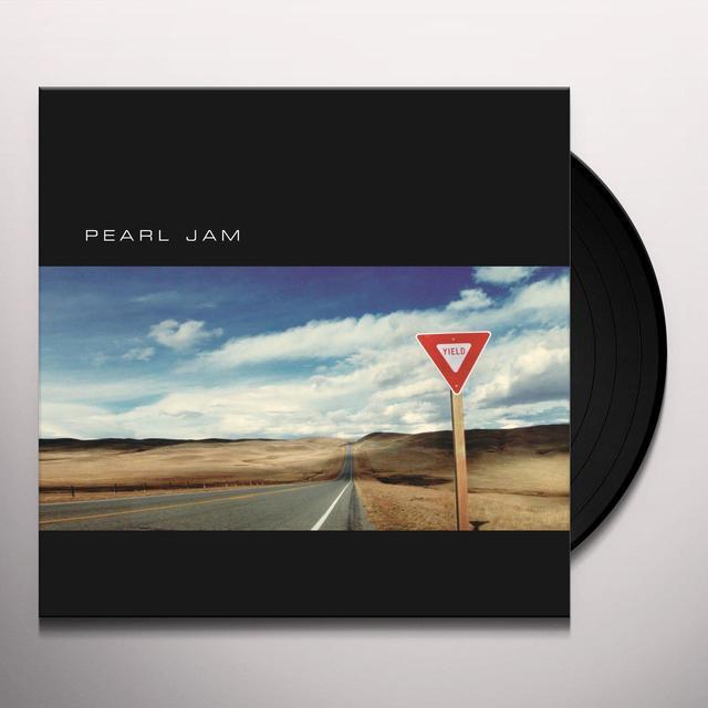 Pearl Jam YIELD Vinyl Record