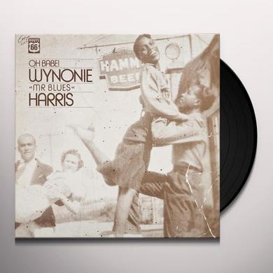 Wynonie Harris OH BABE Vinyl Record