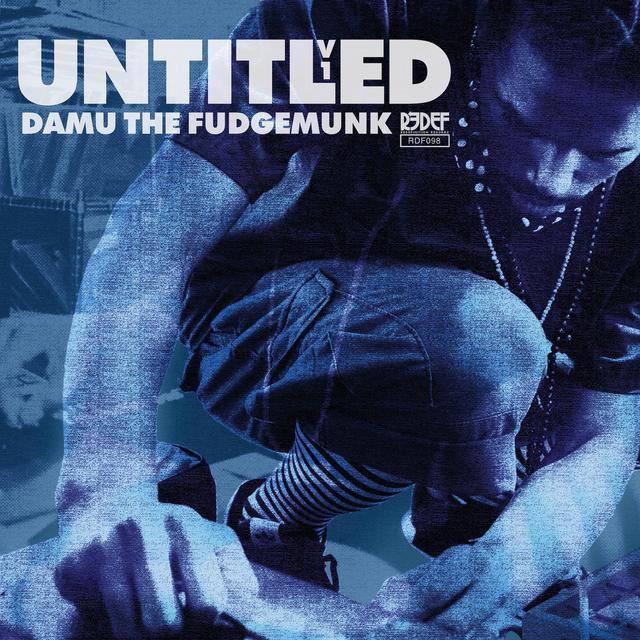 Damu The Fudgemunk UNTITLED VOL. 1 Vinyl Record