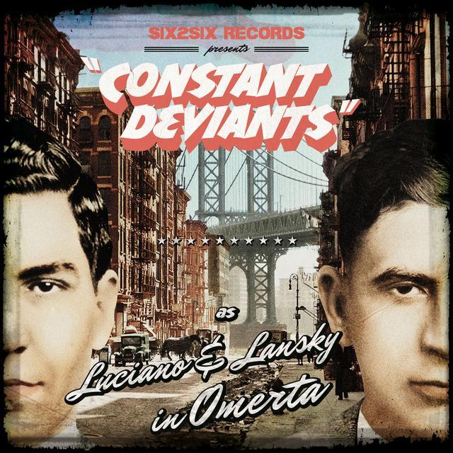 Constant Deviants OMERTA Vinyl Record
