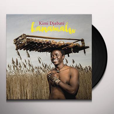 Kimi Djabate KANAMALU Vinyl Record